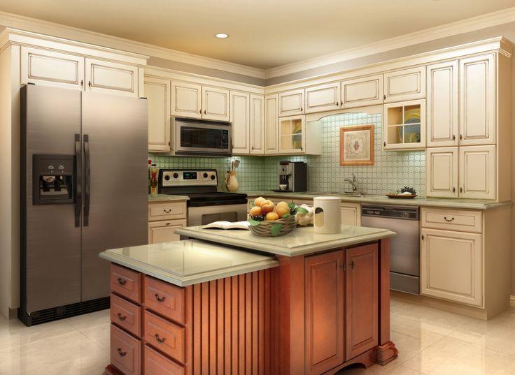 68 best kitchen images on Pinterest | Kitchen ideas, White kitchen ...