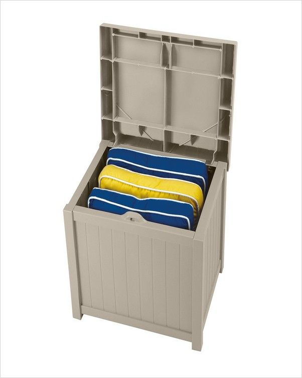 Small Garden Storage Box In 2020 Small Garden Storage Small Garden Storage Box Garden Storage