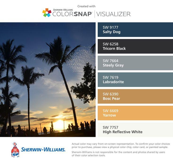 Colors Combos Palettes Color Snap App Sherwin