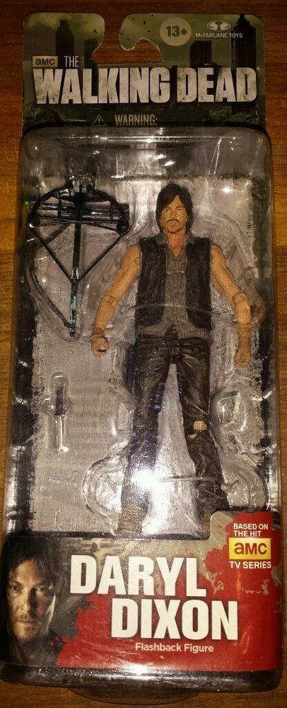 Mcfarlane Walking Dead TV Series Daryl Dixon Walgreens Exclusive in Toys & Hobbies | eBay