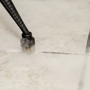 How to clean tile and grout with complete ease!