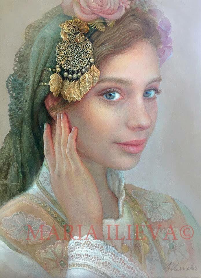 Maria Ilieva Nude Photos 46