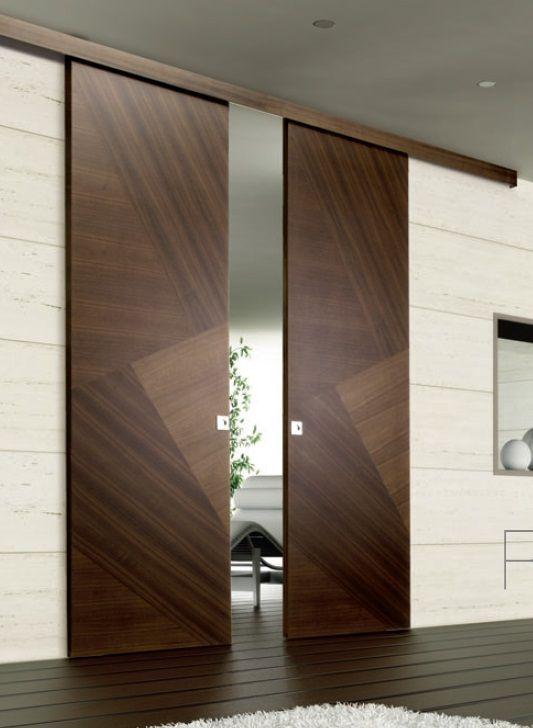 Bedroom or bathroom doors