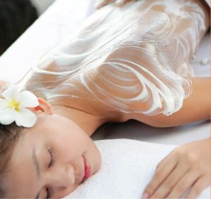 Transcend the everyday.  Refreshingly captivated, wrapped in thought...  #relax #vancouverdayspa #bodytreatments #detox #moisturize
