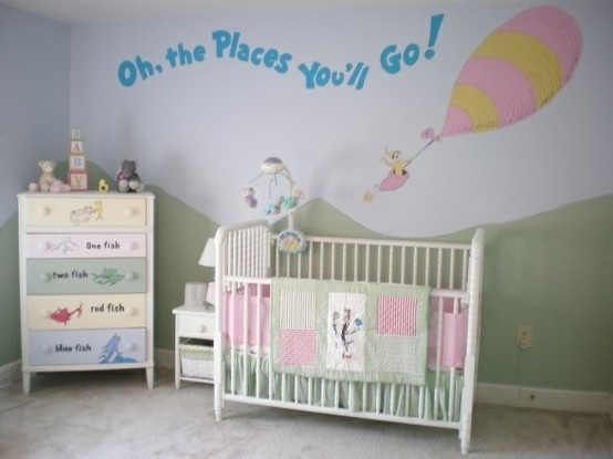 Oh The Places You Ll Go Dr Suess Nursery Baby Bigelli