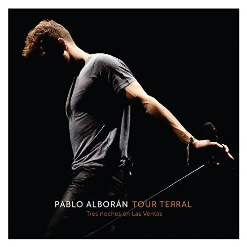 "Tour Terral (Tres Dias En Las Ventas)(CD/DVD):   TOUR TERRAL (Tres Dias En Las Ventas) is a strongCD+DVD /strongthat presents Pablo Alboran live in concert for the first time, recorded live in his homeland of Spain.  strongThe CD/strong contains sixteen tracks featuring his greatest hits along with fan favorites such as ""Donde Esta El Amor"", ""Solamente Tu"" and the current hit single ""Recuerdame"". Special guests on this album include ALEJANDRO SANZ, JORGE DREXLER, BEBE and CARMINHO. str..."