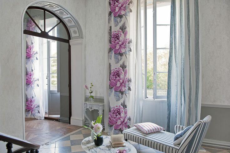 #tessuti #tendaggi #decorazione #progettazione