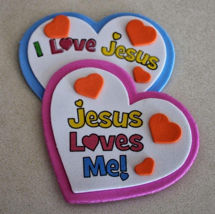 Valentine School Craft Ideas