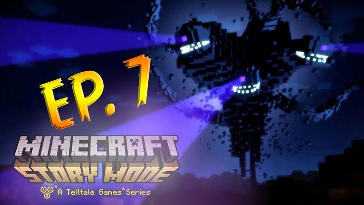 Minecraft Story Mode #7 Эпизод 3