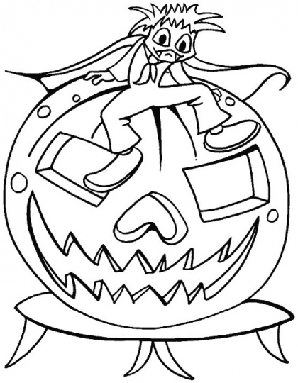 537 best images about halloween coloring pages on pinterest