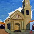 Iglesia San Agustin La Serena by Greg Mason Burns