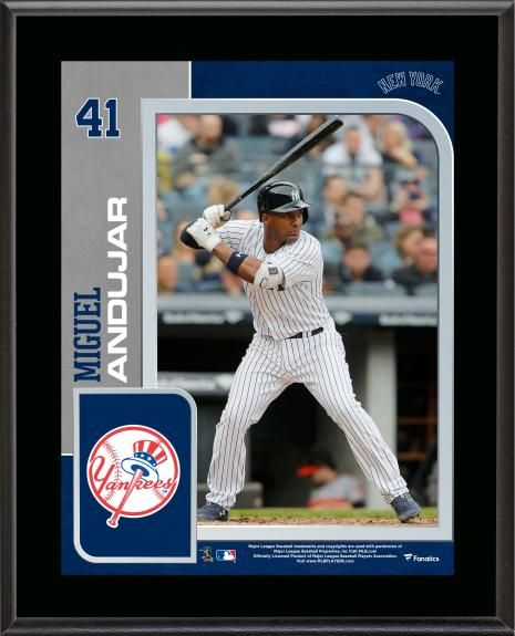 59c3d6d8135 Miguel Andujar New York Yankees 10.5