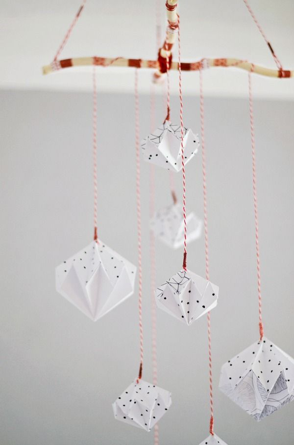 origami-mobiel