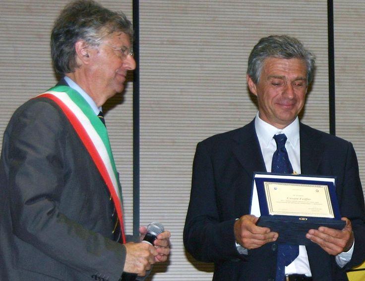 Comunicato Stampa: Premio alla carriera a Cesare Feiffer, conservatore del patrimonio architettonico e ambientale