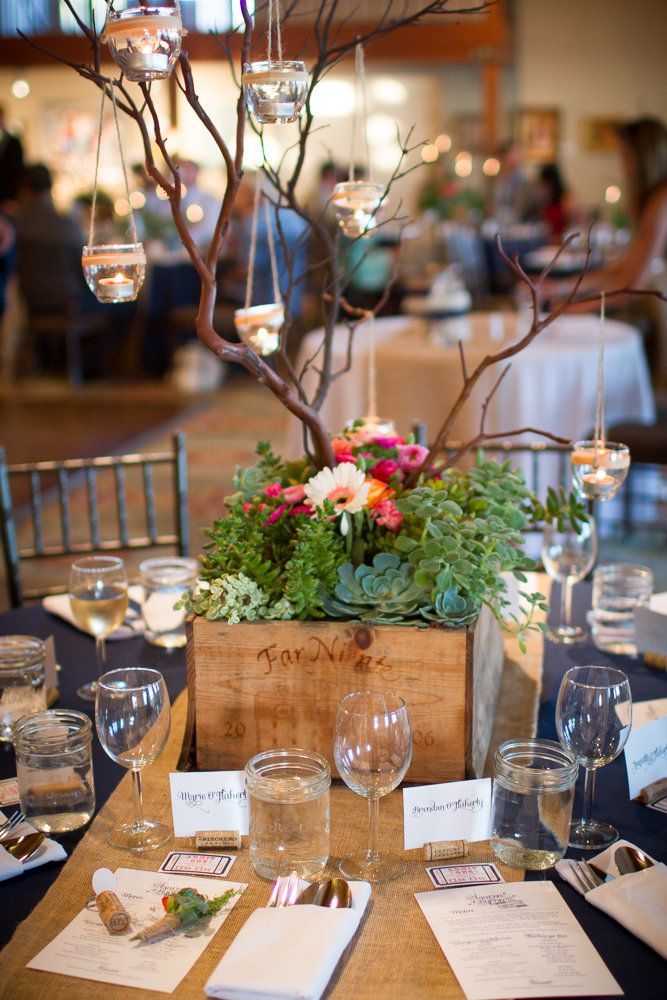 Best manzanita branches wedding flowers images on
