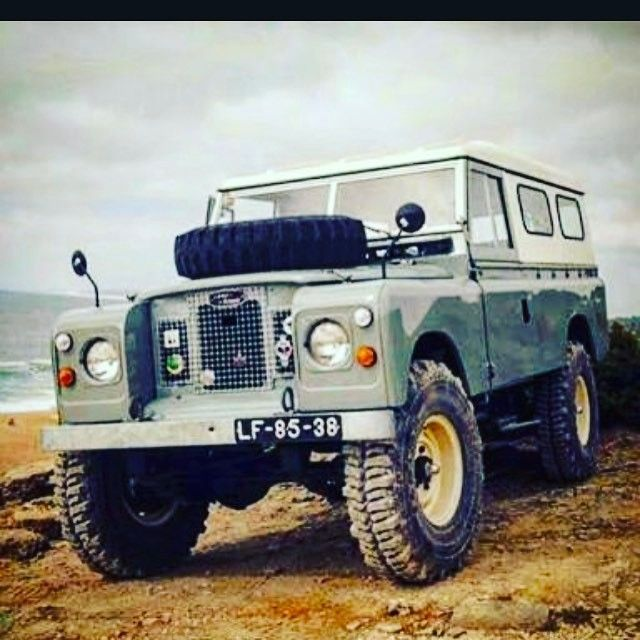 """99 Likes, 2 Comments - Land rover world 🇬🇧 (@landrover_world_owners) on Instagram: """"Series always better🇬🇧👍 #landroverexperience #hue166 #pickup #landrovers #landrover #series…"""""""