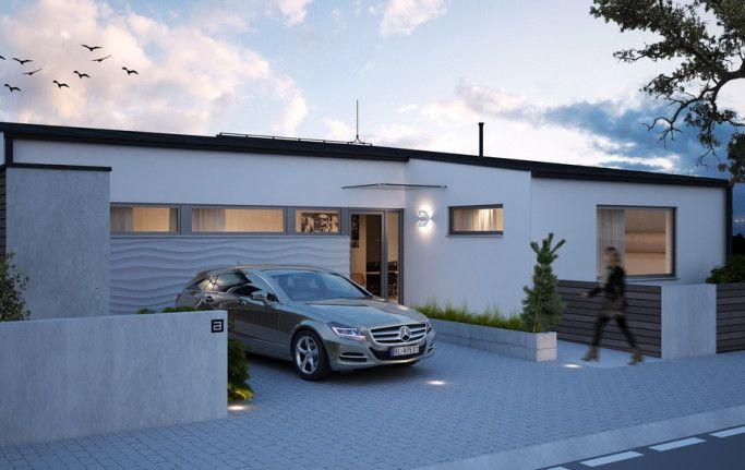 Návrh rodinného domu Storm od APEX ARCH s.r.o.