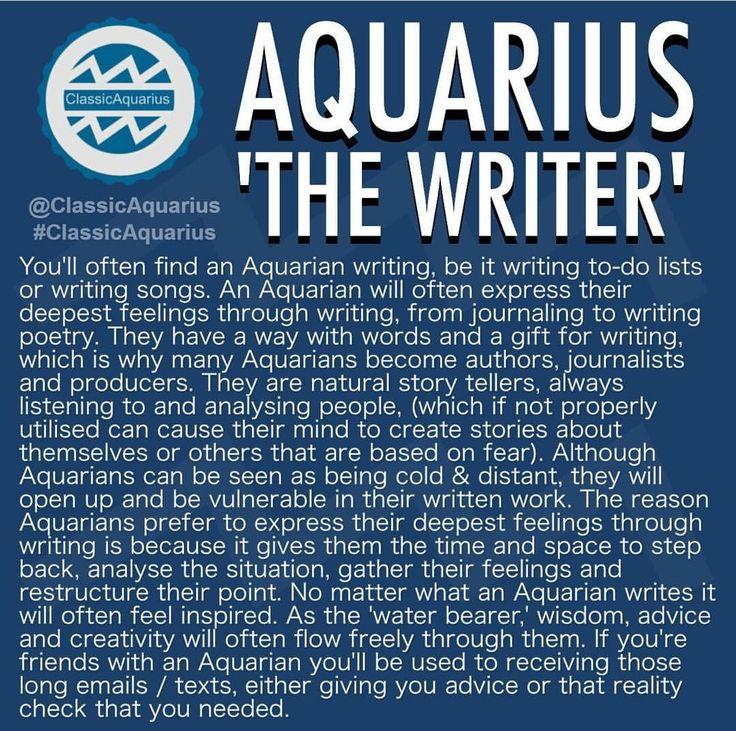 So true. I love to write