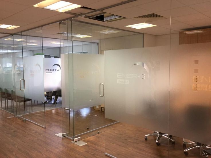 Our frameless glass project in #WestYorkshire is now complete with the #manifestation detail fitted! #framelessglass