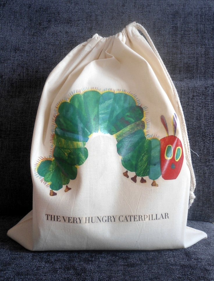 The Very Hungry Caterpillar Story Sack, £9.99