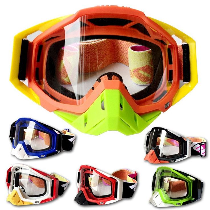100% Brand Racecraft Motocross Goggle