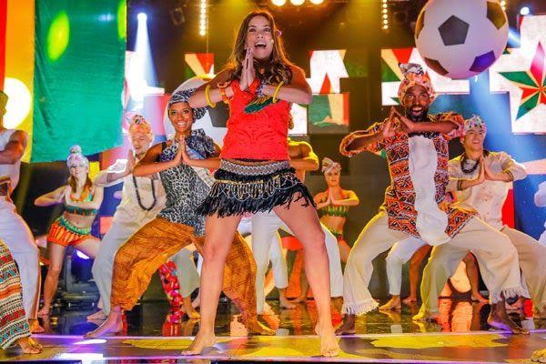 PORTAL JORGE GONDIM: Patricia Abravanel se transforma em Shakira nesta ...A melhor performance da noite vai levar o prêmio de R$ 5 mil reais.