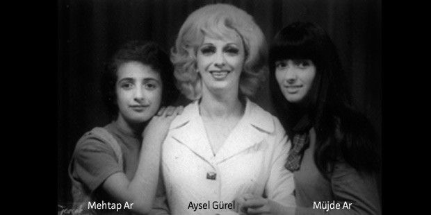 Mehtap Ar - Aysel Gürel - Müjde Ar