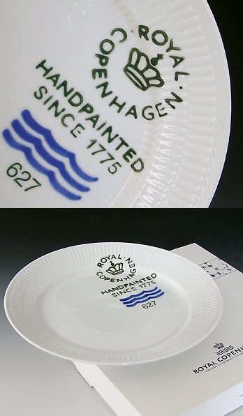Royal Copenhagen Signature Series dinnerware