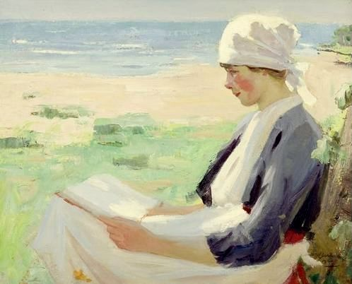 Reading and Art: William Hanna Clarke