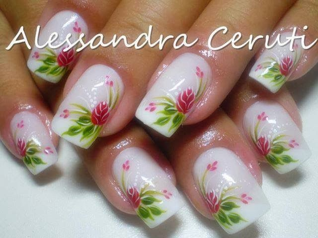 669 best uñas images on Pinterest | Nail art, Nail scissors and ...