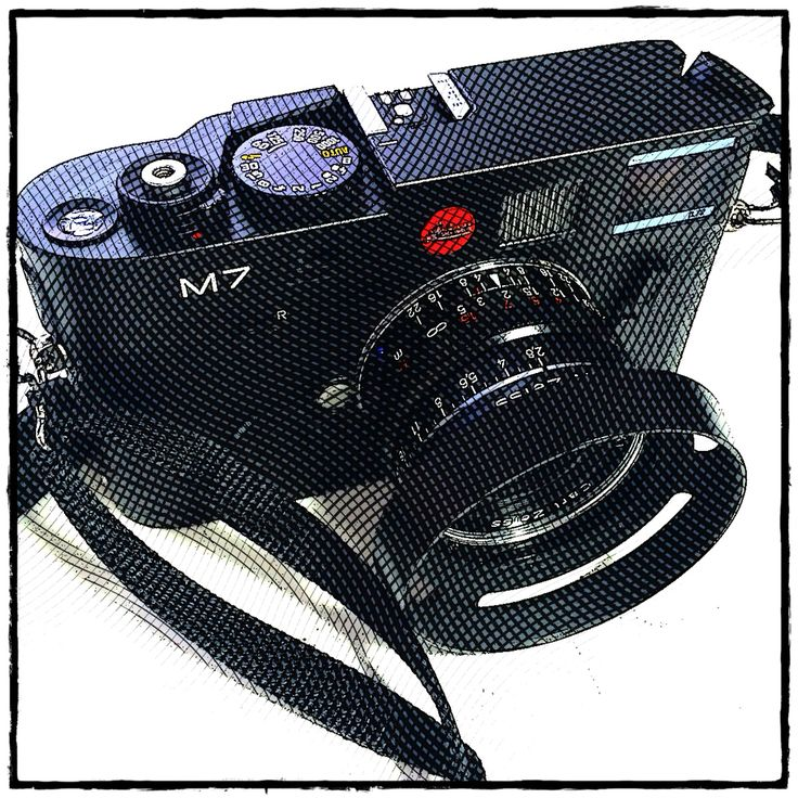 Leica M7 + Carl Zeiss C Biogon 2,8/35 ZM