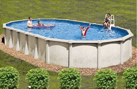 Above Ground Swimming Pool Matrix 15 X 26 American