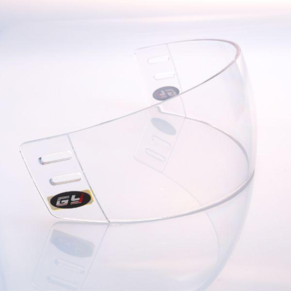 2016 attrezzature hockey su ghiaccio sport invernali occhiali hockey visiera viso gear eye protect