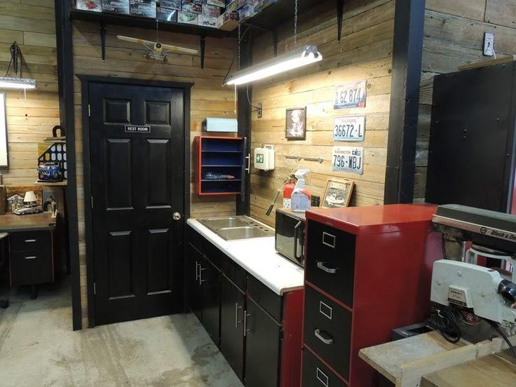 Assez 456 best Idée garage images on Pinterest | Garage ideas, Garage  AI46