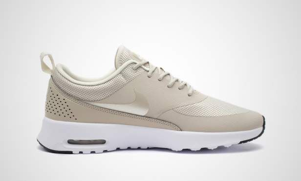 best loved c4feb 7446d Nike WMNS Air Max Thea (beige   weiß) - 599409-205   43einhalb Sneaker Store