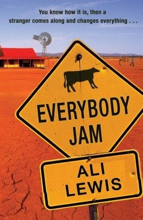 'Everybody Jam' by Ali Lewis, set in the Australian outback