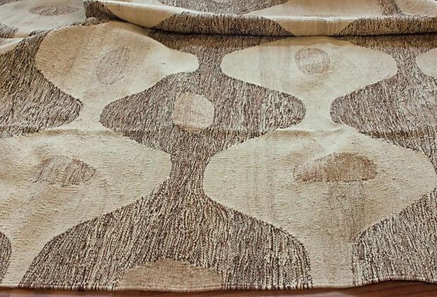 Rug, 7x9 turkish kilim from Nuloom