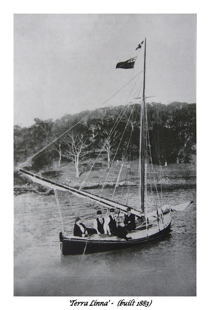 'Terra Lina' 1883.