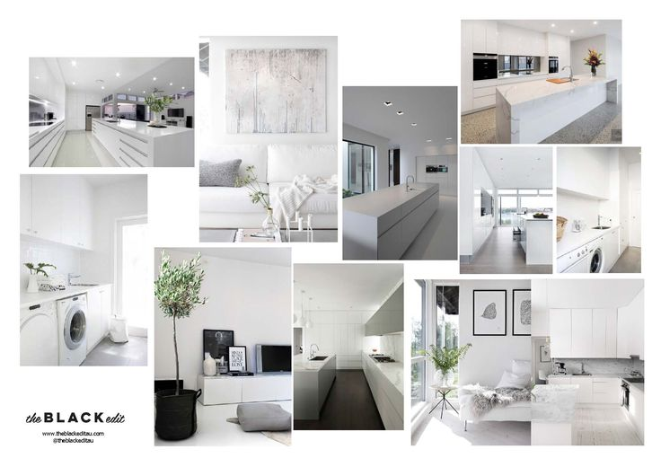 white on white e-design mood board. all white interior, white decor, all white everything, interior design, australian interiors