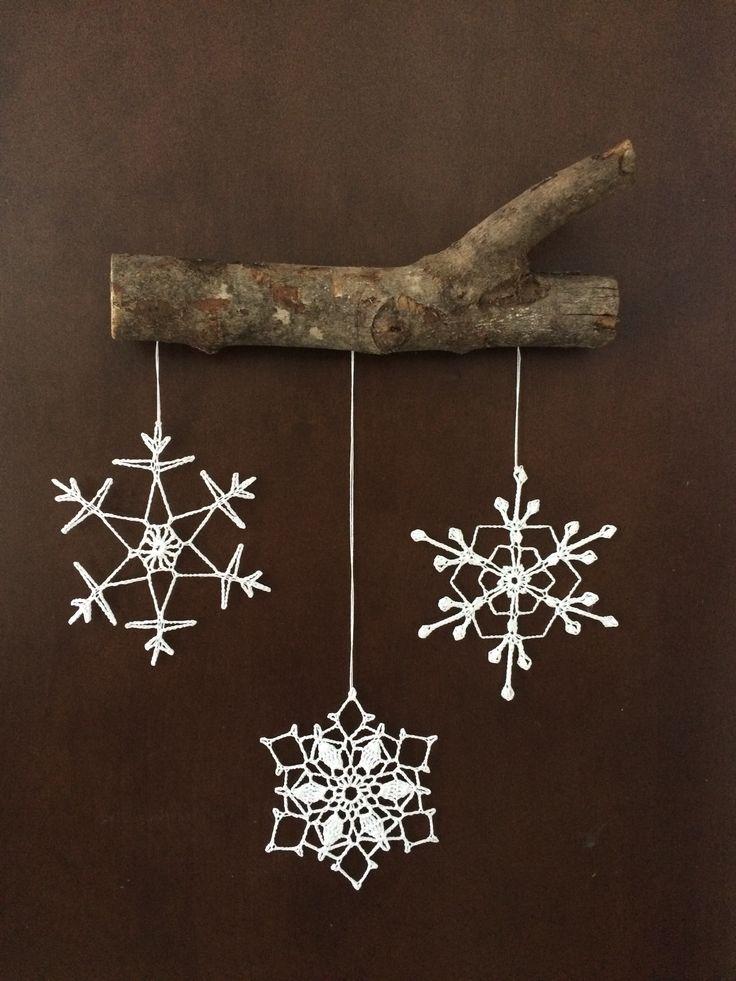 Snowflake mobile.