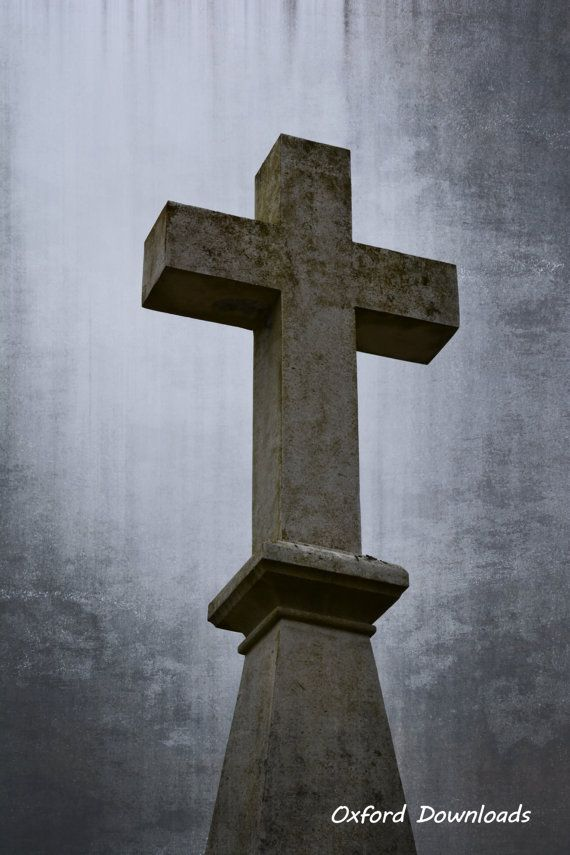 Crucifix Architectural Digital Download by OxfordDownloads on Etsy