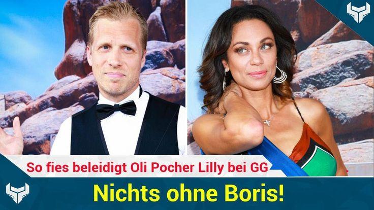 Schon zu Beginn der zweiten Folge von Global Gladiators flogen wieder die Fetzen! Nachdem Oliver Pocher (39) und Lilly Becker (40) schon letzte Woche wegen der Ex-Freundin des Comedians Sabine Lisicki (27) aneinandergerieten knallte es jetzt umso heftiger! Ohne ihren Mann Boris Becker (49) wäre Lilly in der deutschen Medienlandschaft nämlich ein Niemand so Pocher!   Source: http://ift.tt/2sZ46ey  Subscribe: http://ift.tt/2s0WqeO ohne Boris! So fies beleidigt Oli Pocher Lilly bei GG
