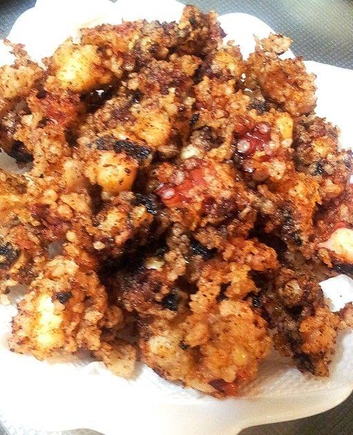 タコ料理で、一番人気なタコ唐´ω`*シンプルだけどさくさくおいしい♪