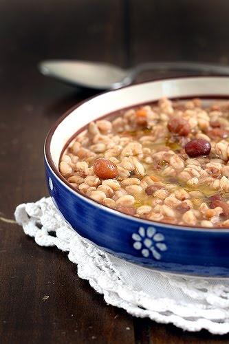 Aglio, Olio e Peperoncino: Zuppa di Farro...plus other great Italian recipes.