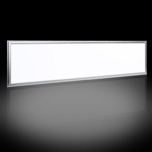 Auralum® Dalle LED Plafonnier Luminaire 120X30cm Blanc Froid SMD 2835 36W Lampe Panneau Lumineux LED pour Plafond Mur Carré: Amazon.fr: Luminaires et Eclairage