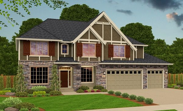 16 best new construction homes images on pinterest real for Rembrandt homes floor plans