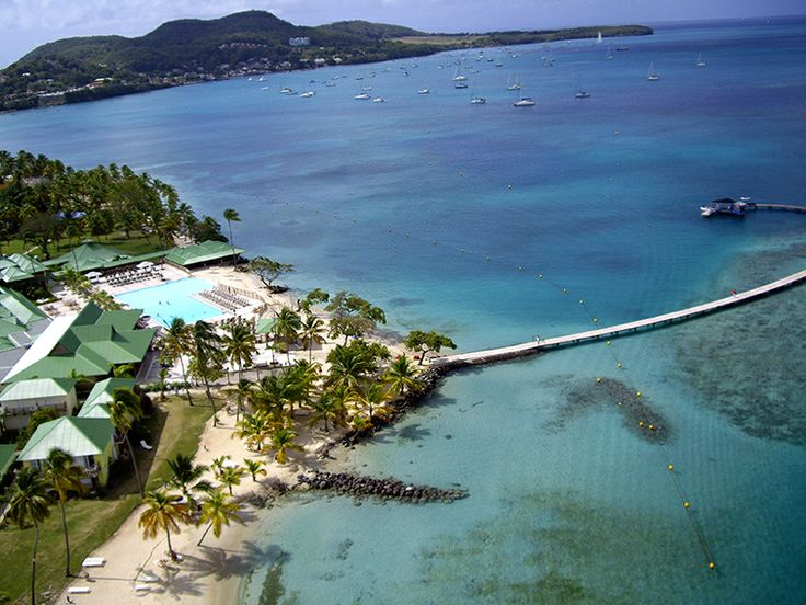Club Med Les Boucaniers Martinique Resort