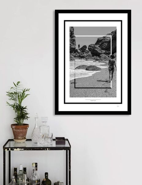 Discover «Photo Frames_3», Limited Edition Fine Art Print by Siemos Yiannis - From $29 - Curioos
