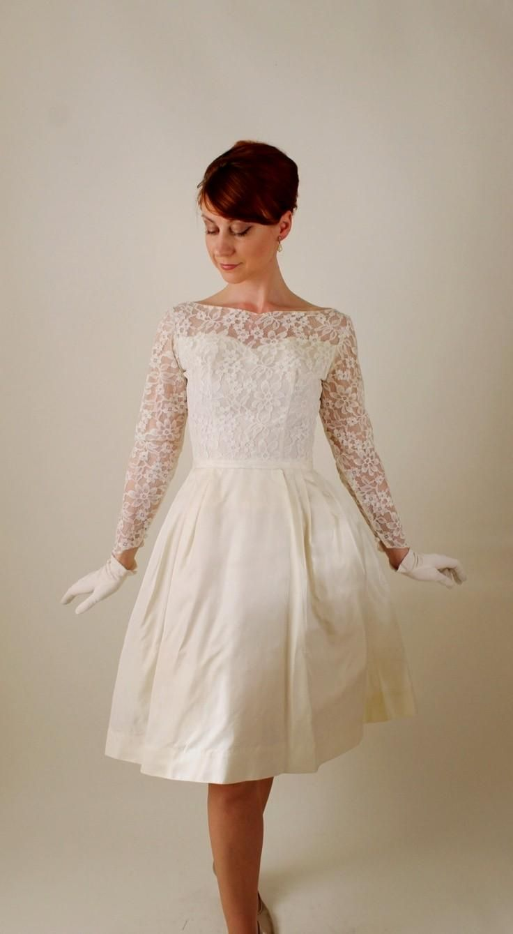 Best 25+ 1960s wedding dresses ideas on Pinterest | 1960s ...