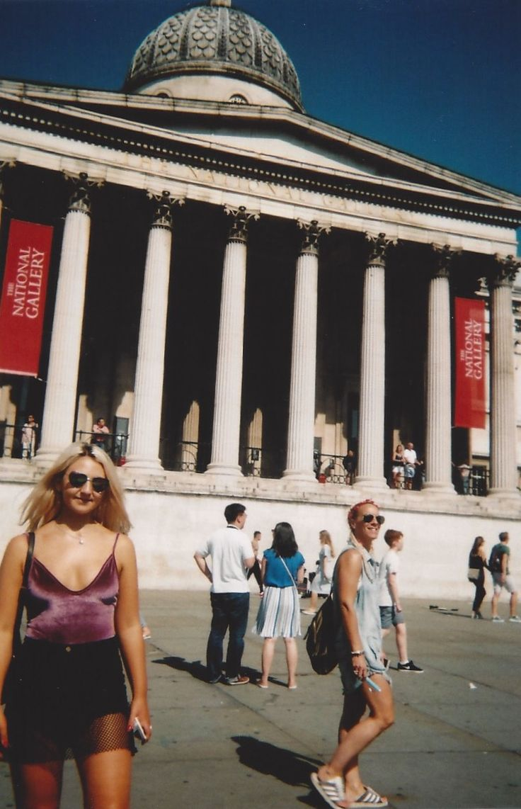 This is the latest in my 'one take' photo series! We took a disposable camera out with us, these are from a really fun day out me and Sam h...